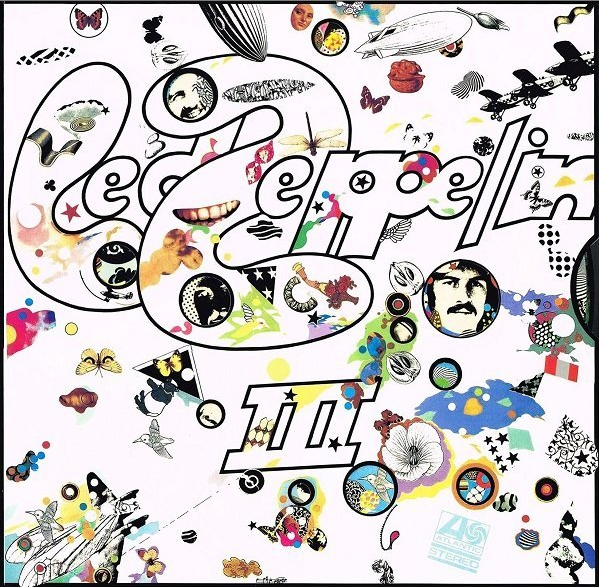 Led Zeppelin ‎– Led Zeppelin III