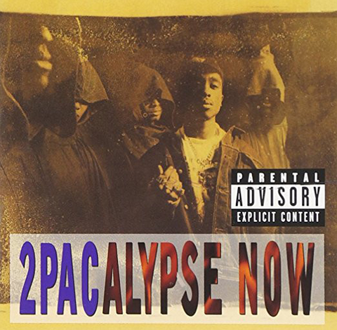 2Pac ‎– 2Pacalypse Now (2LP)