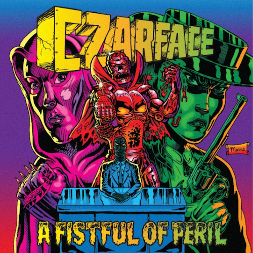 Czarface ‎– A Fistful Of Peril (LP)