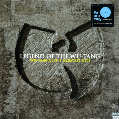 Wu-Tang Clan ‎– Legend Of The Wu-Tang (2LP)