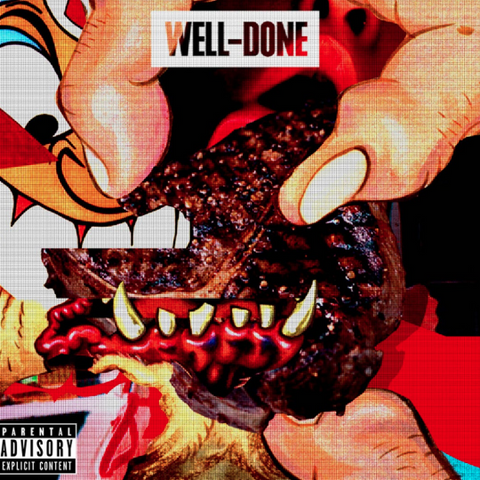 Action Bronson & Statik Selektah – Well-Done (2LP)