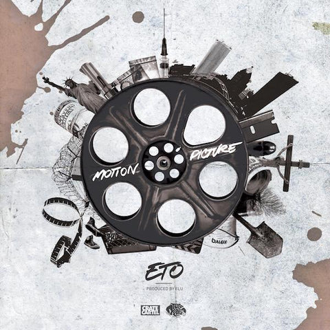 "Eto x Flu — Motion Picture (10"")"