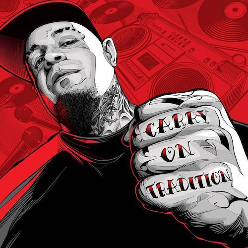 Vinnie Paz – Carry On Tradition (LP)