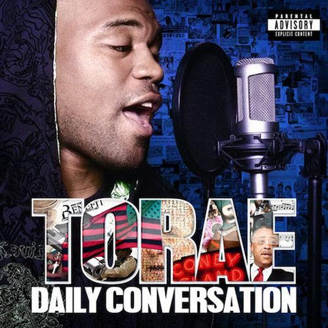 Torae — Daily Conversation (10th Anniversary Ed) (2LP)