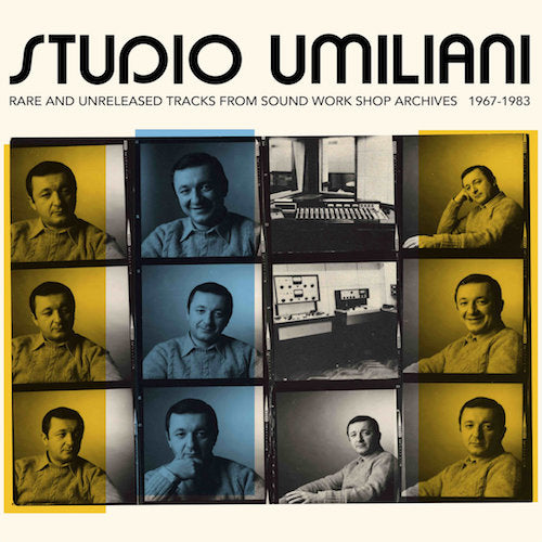 Piero Umiliani ‎– Studio Umiliani (2LP+CD)