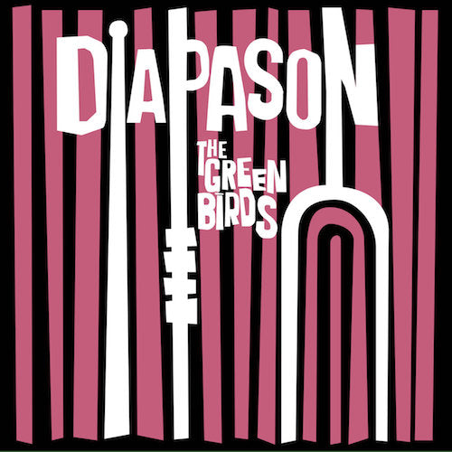 The Green Birds ‎– Diapason (LP)