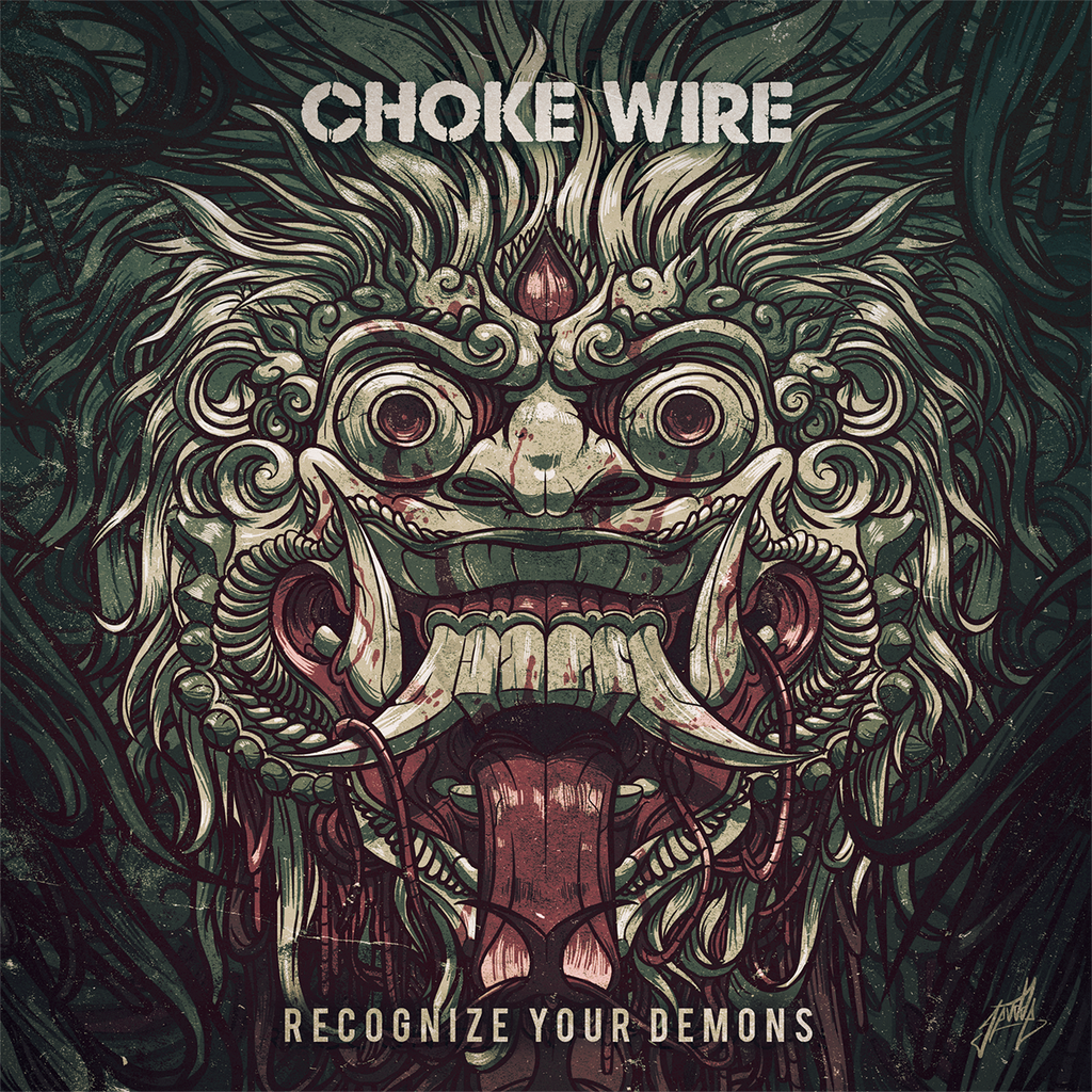 Choke Wire – Recognize Your Demons (CD) – Soulcraft Music