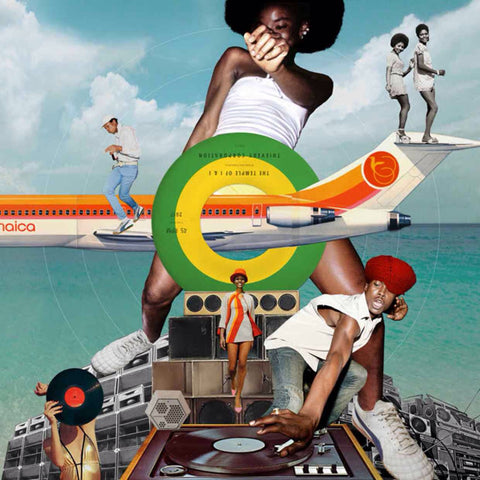Thievery Corporation ‎– The Temple Of I & I (2LP)