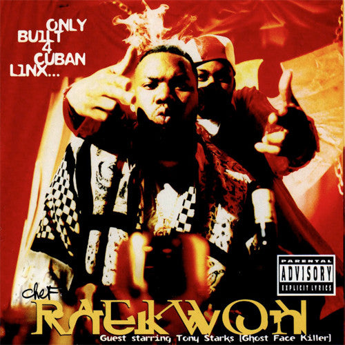 Raekwon ‎– Only Built 4 Cuban Linx... (2LP)
