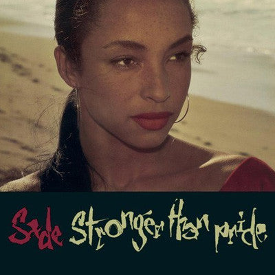 Sade ‎– Stronger Than Pride