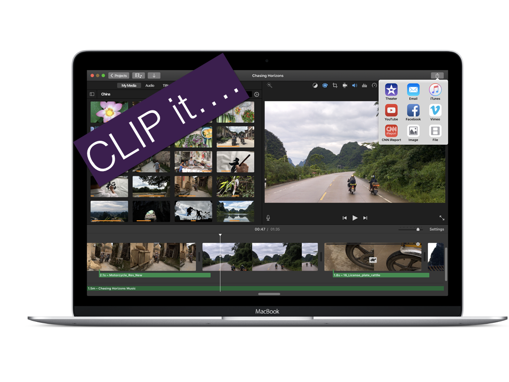 Clip It for Mac users