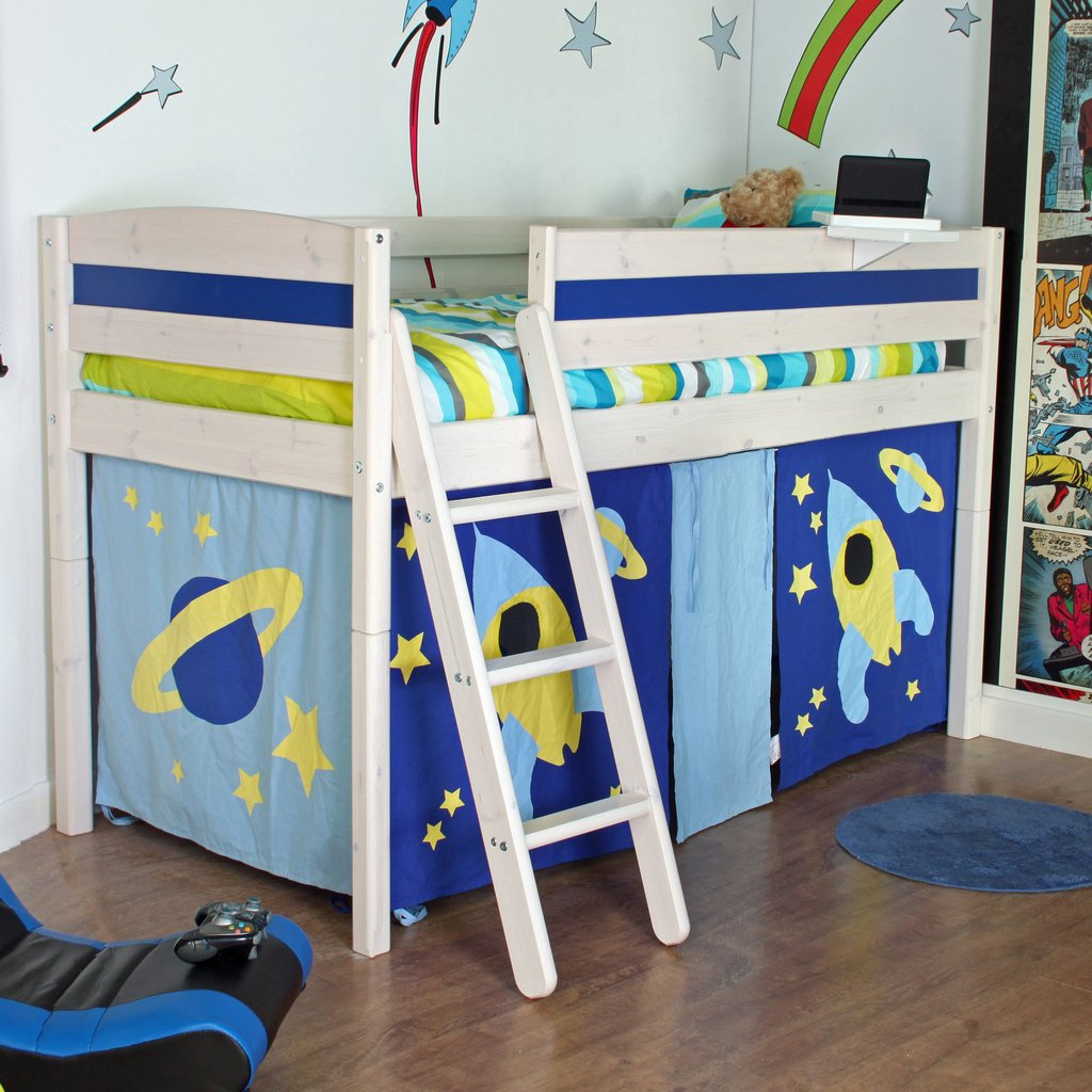 Junior size toddler beds with added fun!