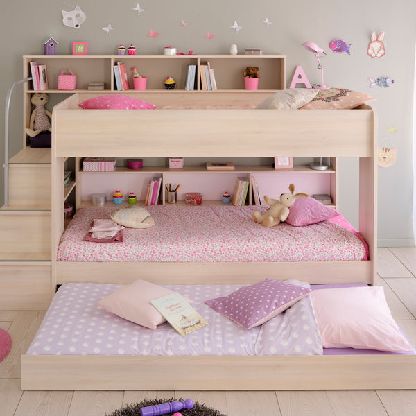 Beds with Sleepover Beds