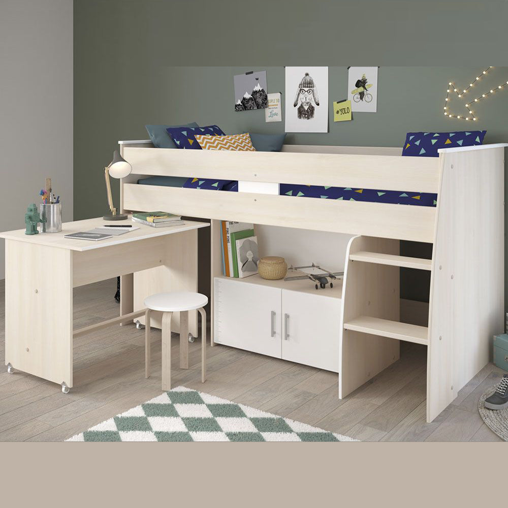 Parisot Charly Midsleeper Cabin Bed- Clearance!