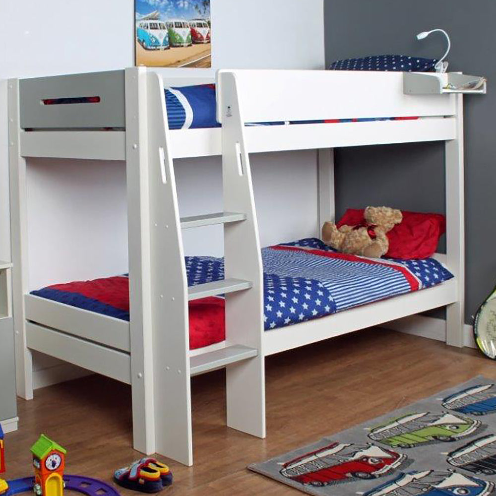 Kids Avenue Urban Grey Bunk Bed 1