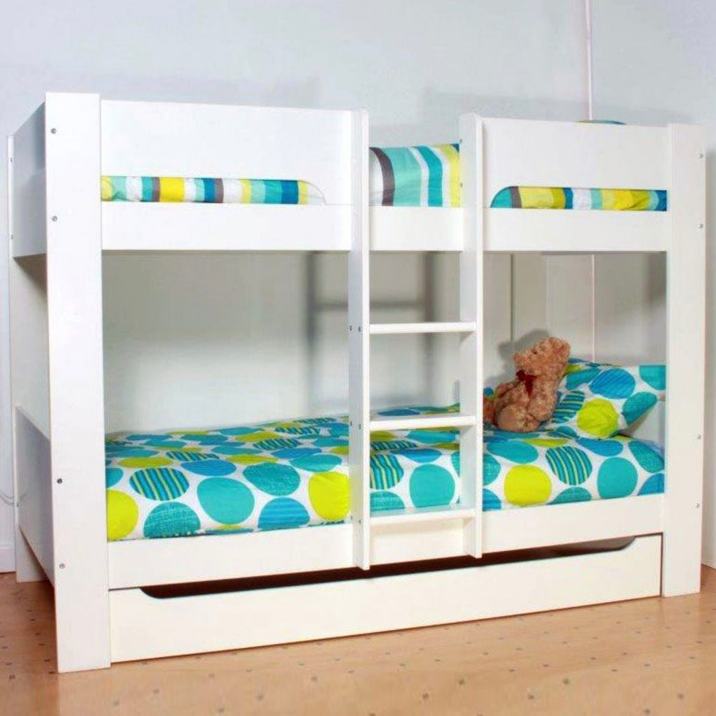 Flexa Heidi Bunk Bed & Optional Drawer