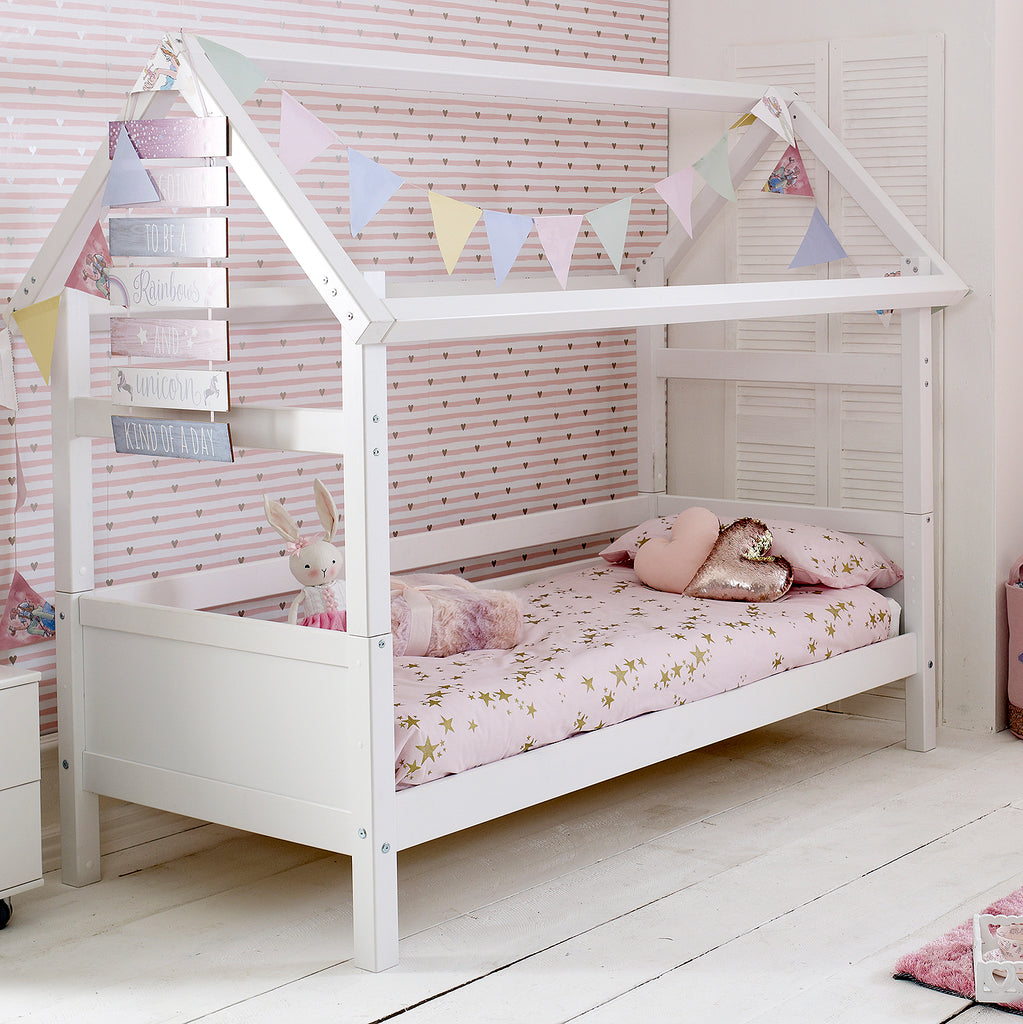 Flexa Nordic Playhouse Bed