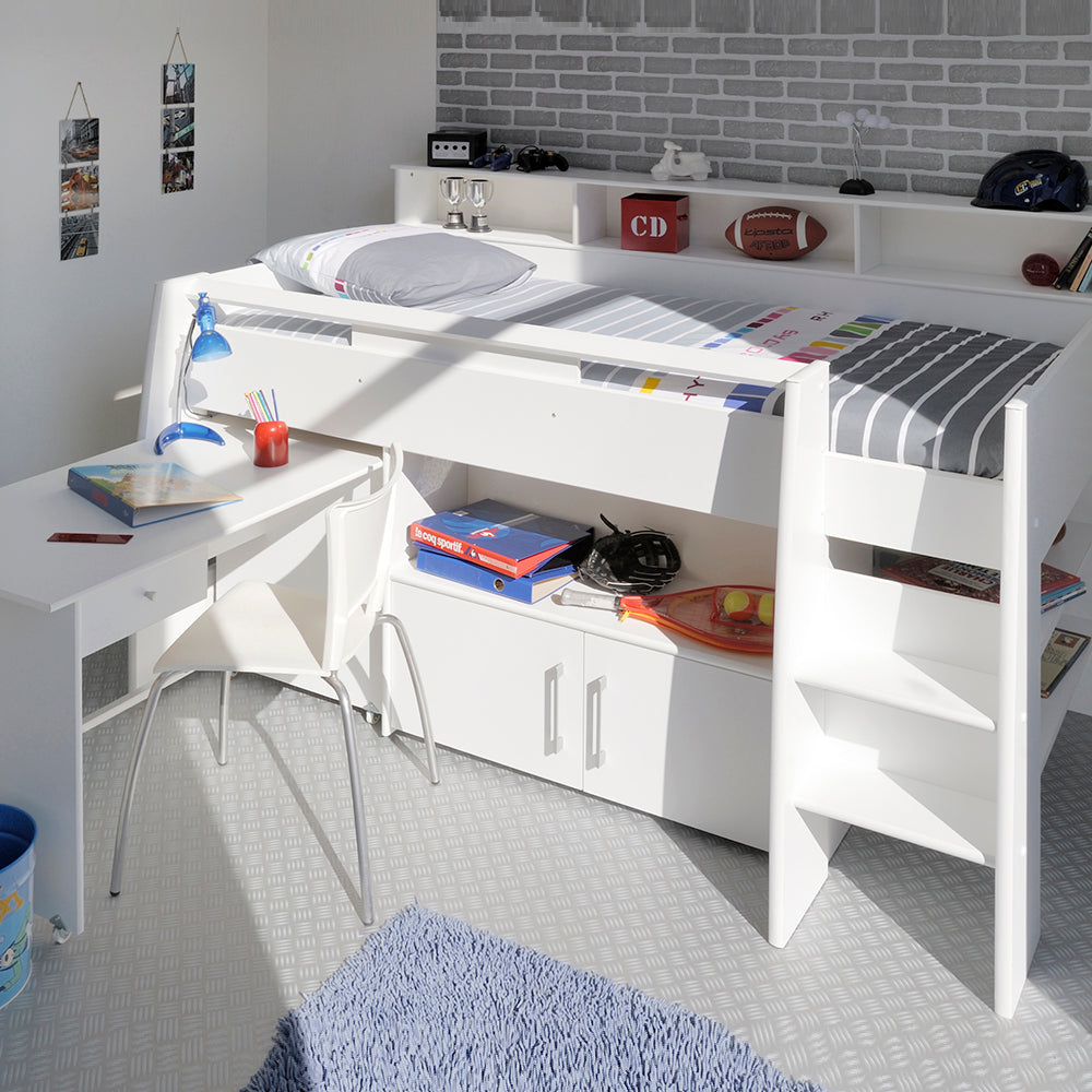 Parisot Swan 1 Midsleeper Cabin Bed