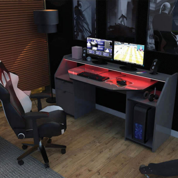 Parisot SetUp Gaming Desk Workstation