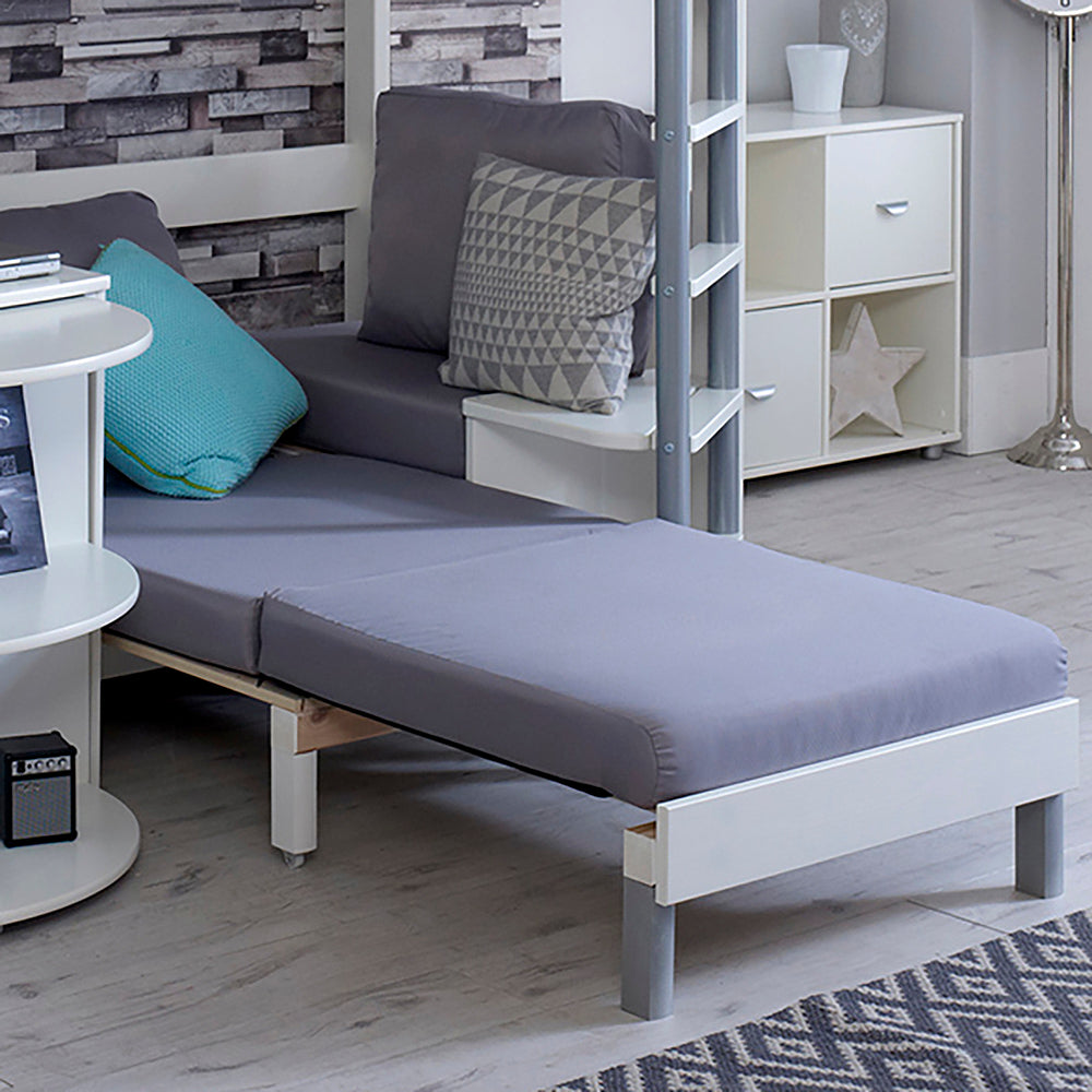 Stompa Noah 4 High Sleeper with Sofa Bed, Pull Out Desk ...