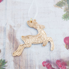 Load image into Gallery viewer, Reindeer Ornament