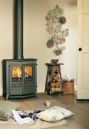 Choosing a Wood Burning Stove - heat ouput