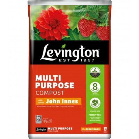 Levington Multi Purpose with John Innes 40l