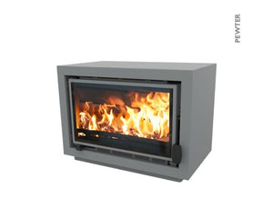 Charnwood Bay 5 BX (Wood-burning)