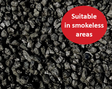 Welsh Anthracite Small Nuts (Stovesse) (50kg)