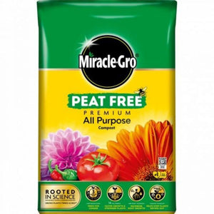 Miracle Gro Peat Free 40L