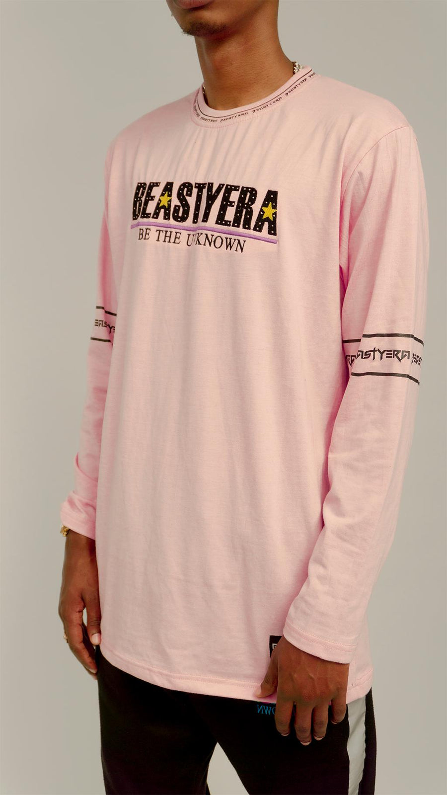 Pink Rebirth Long Sleeve T-shirt - BeastyEra