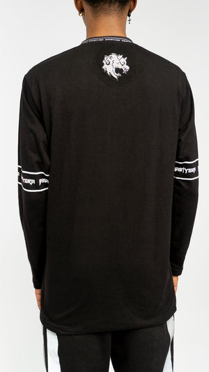 Black Rebirth Long Sleeve T-shirt - BeastyEra