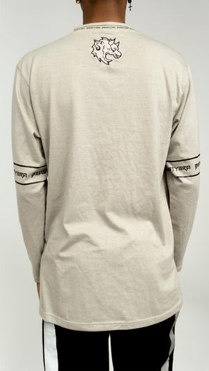 Grey Rebirth Long Sleeve T-shirt - BeastyEra
