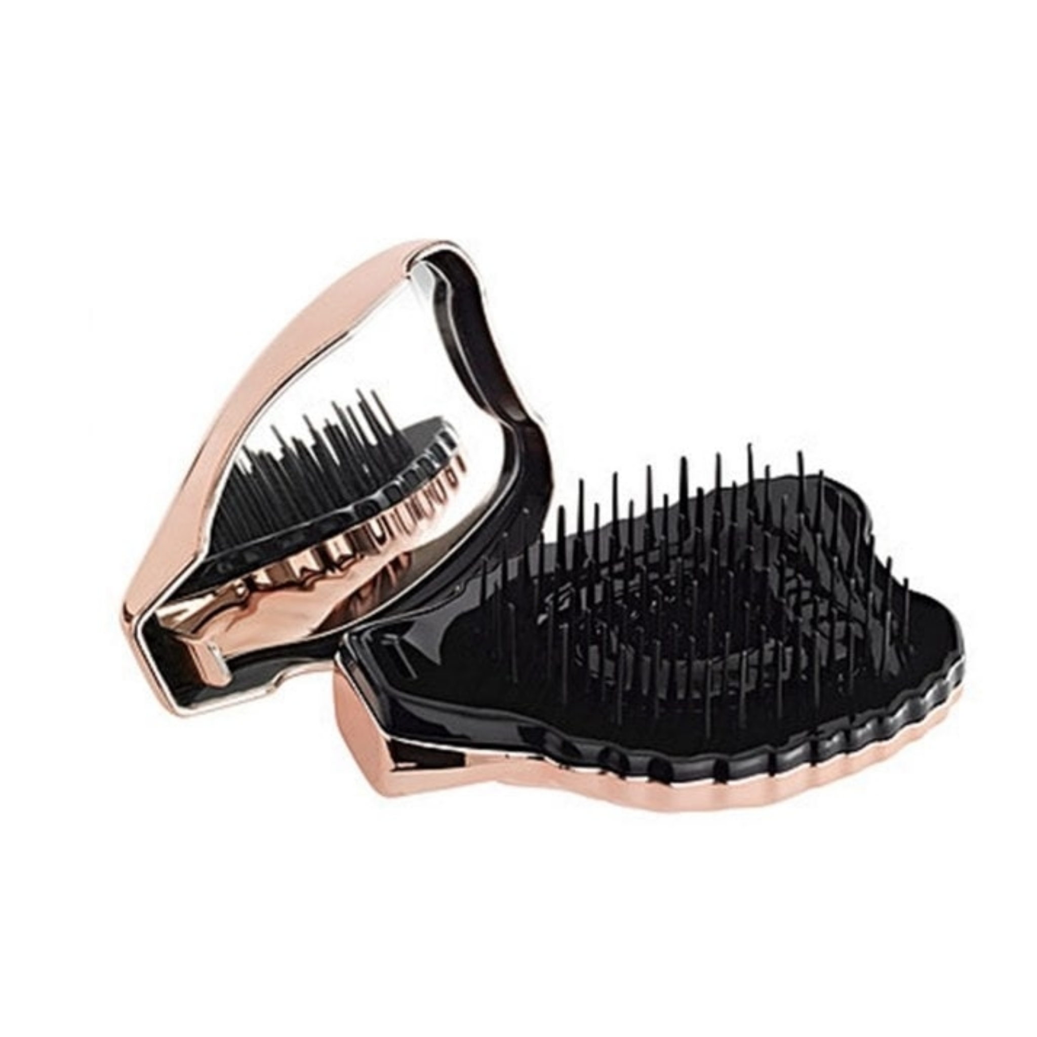 PRO COMPACT DETANGLING HAIR BRUSH | ROSE GOLD