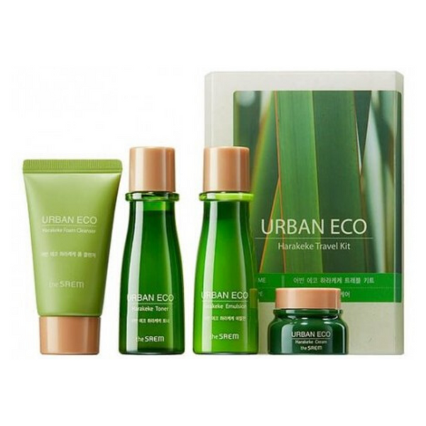 URBAN ECO | HARAKEKE TRAVEL KIT