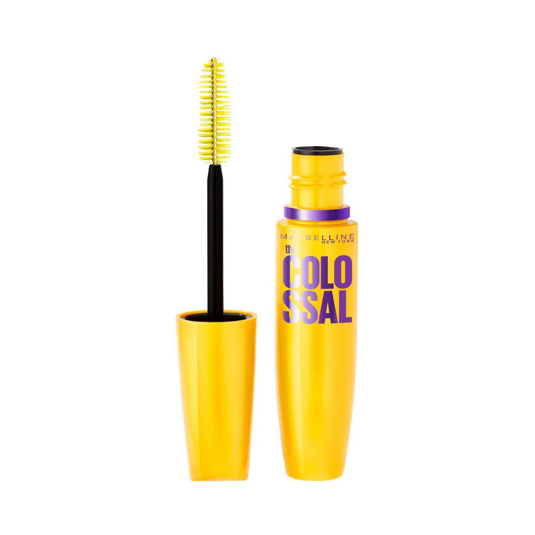 VOLUM' EXPRESS THE COLOSSAL WASHABLE MASCARA