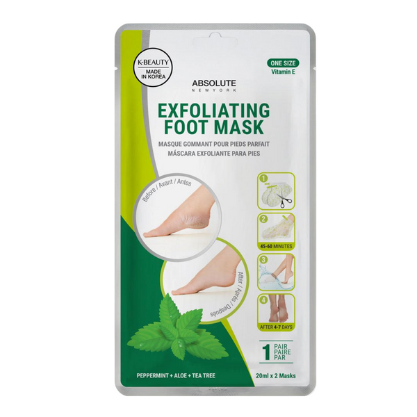 EXFOLIATING FOOT MASK