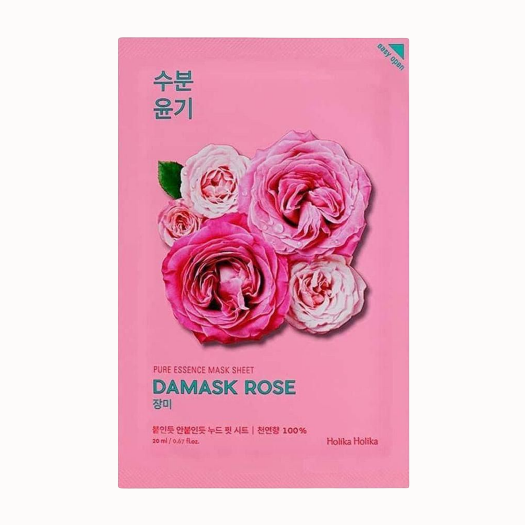 DAMASK ROSE PURE ESSENCE MASK SHEET