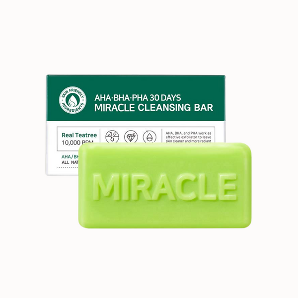 AHA-BHA-PHA 30 DAYS MIRACLE CLEANSING BAR