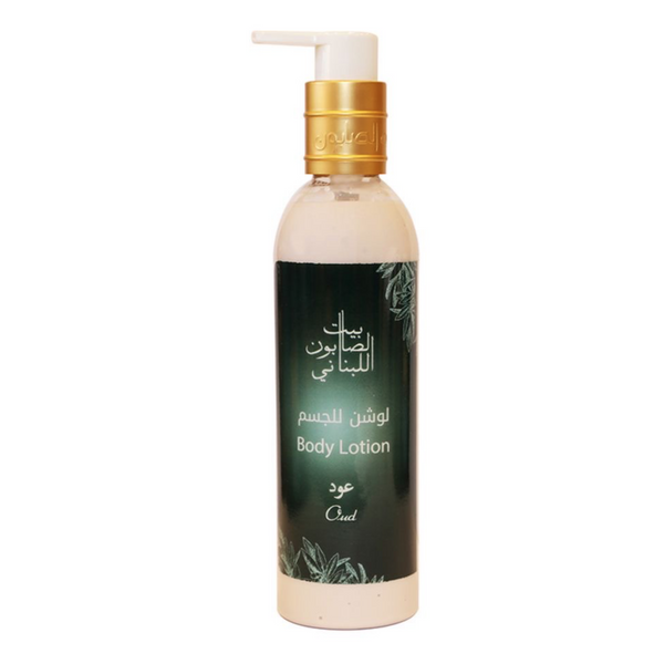 OUD BODY LOTION