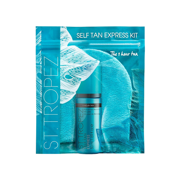 SELF TAN EXPRESS KIT