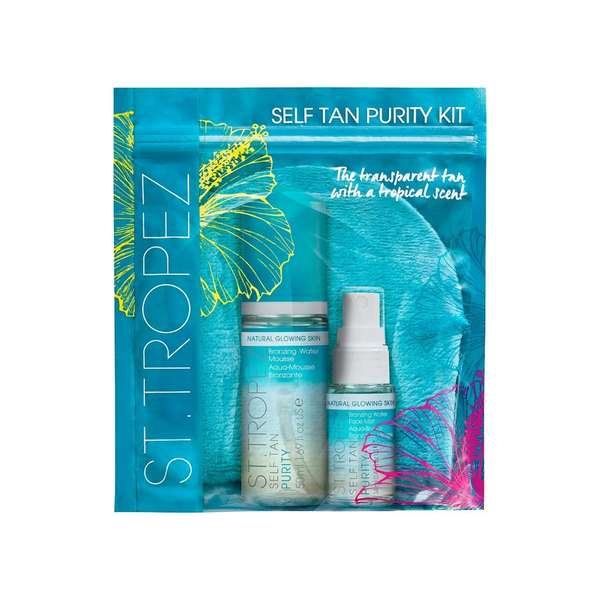 SELF TAN PURITY KIT