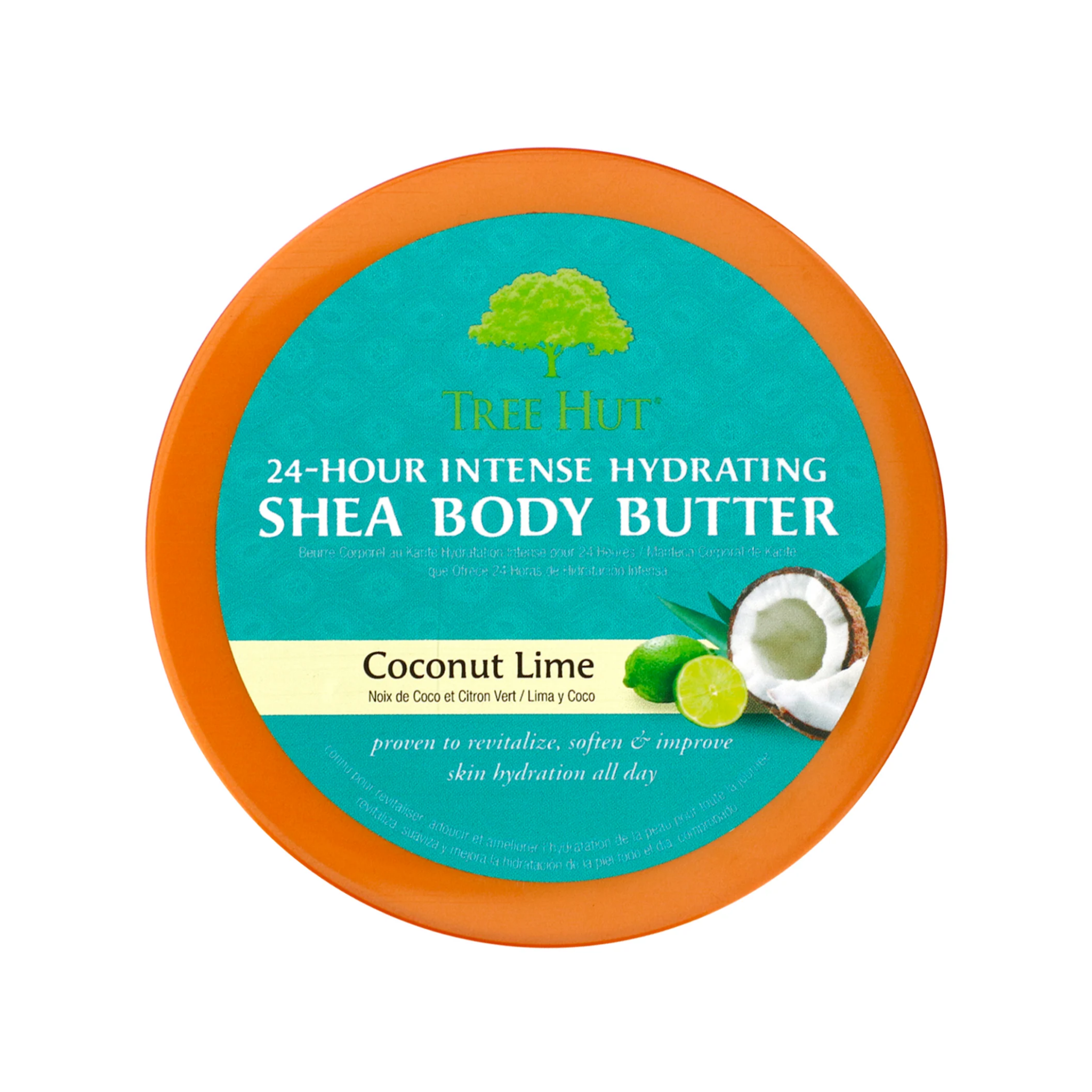 SHEA BODY BUTTER | COCONUT LIME