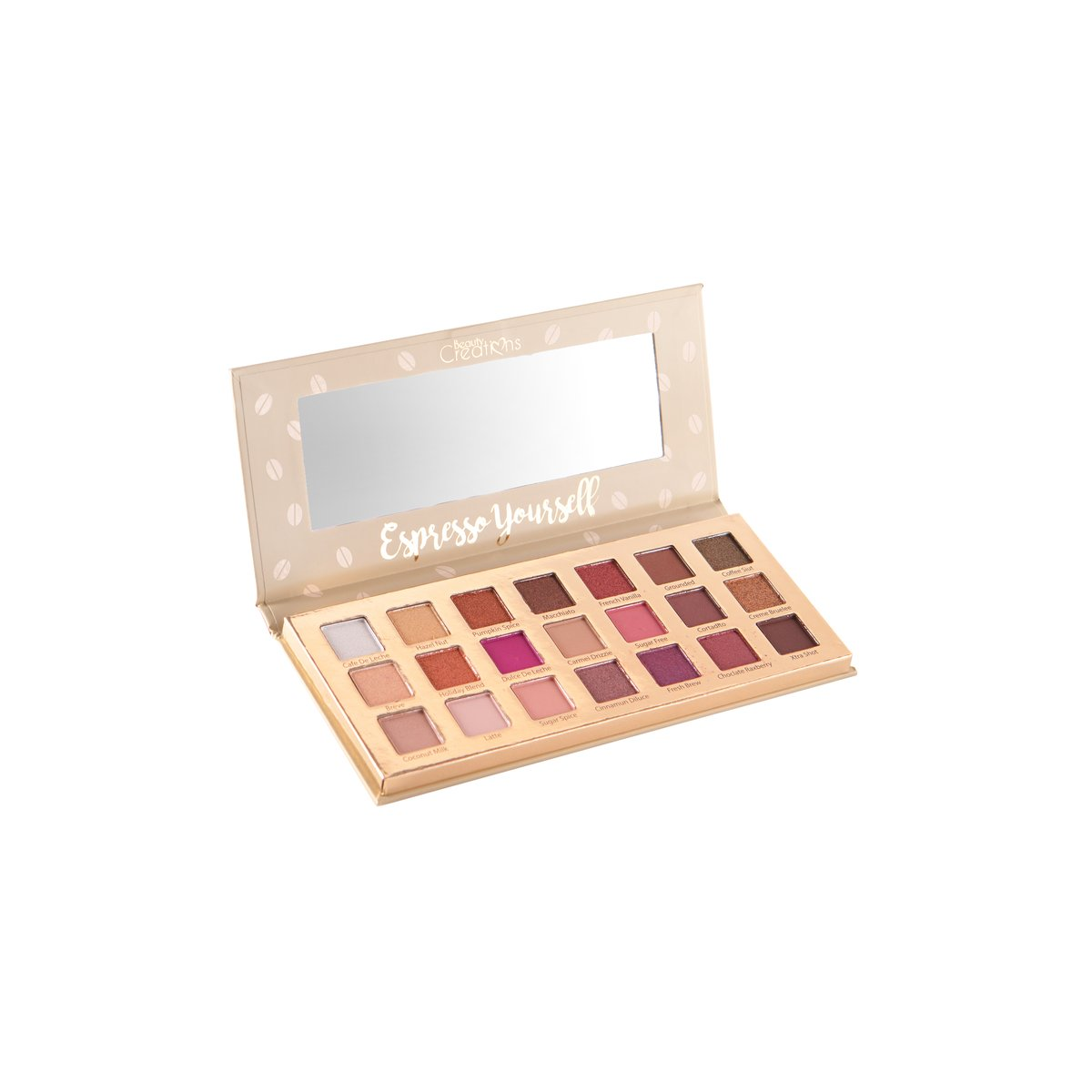 ESPRESSO YOURSELF EYESHADOW PALETE