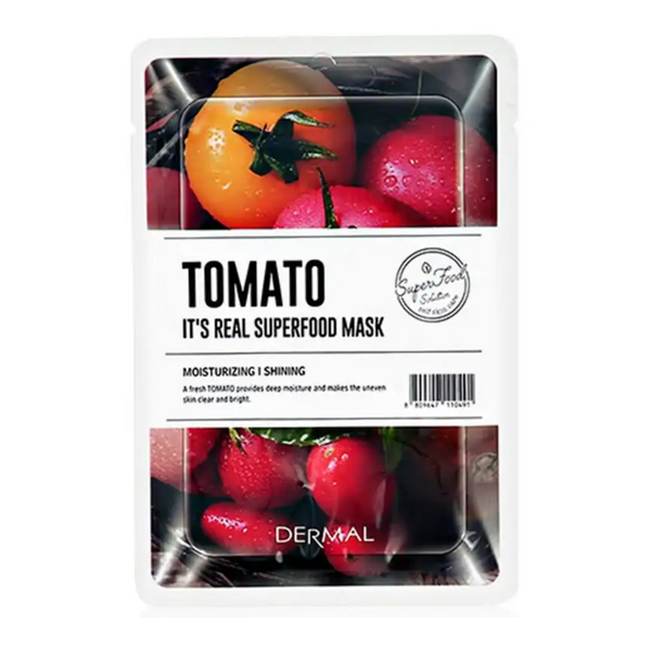 IT'S REAL SUPERFOOD MASK | TOMATO