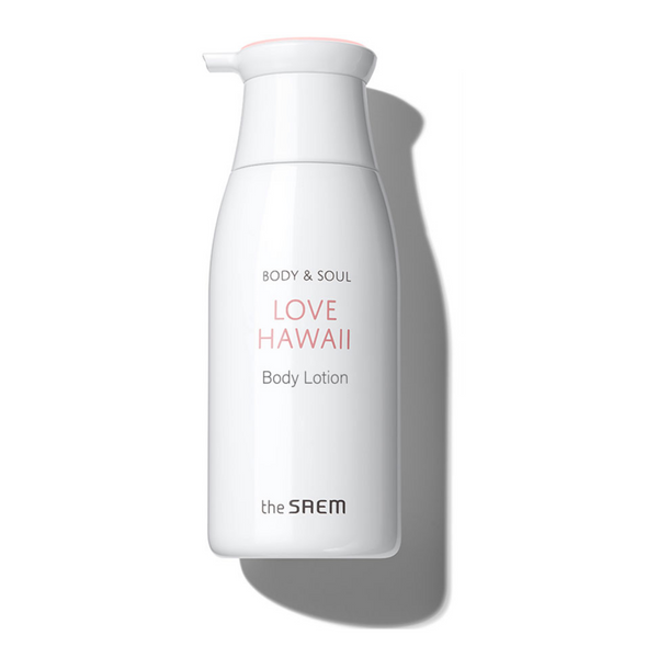 BODY & SOUL | LOVE HAWAII BODY LOTION