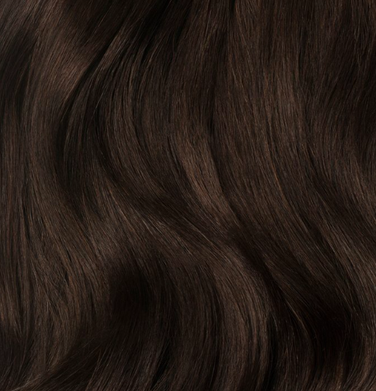 CHOCOLATE HAIR EXTENSION