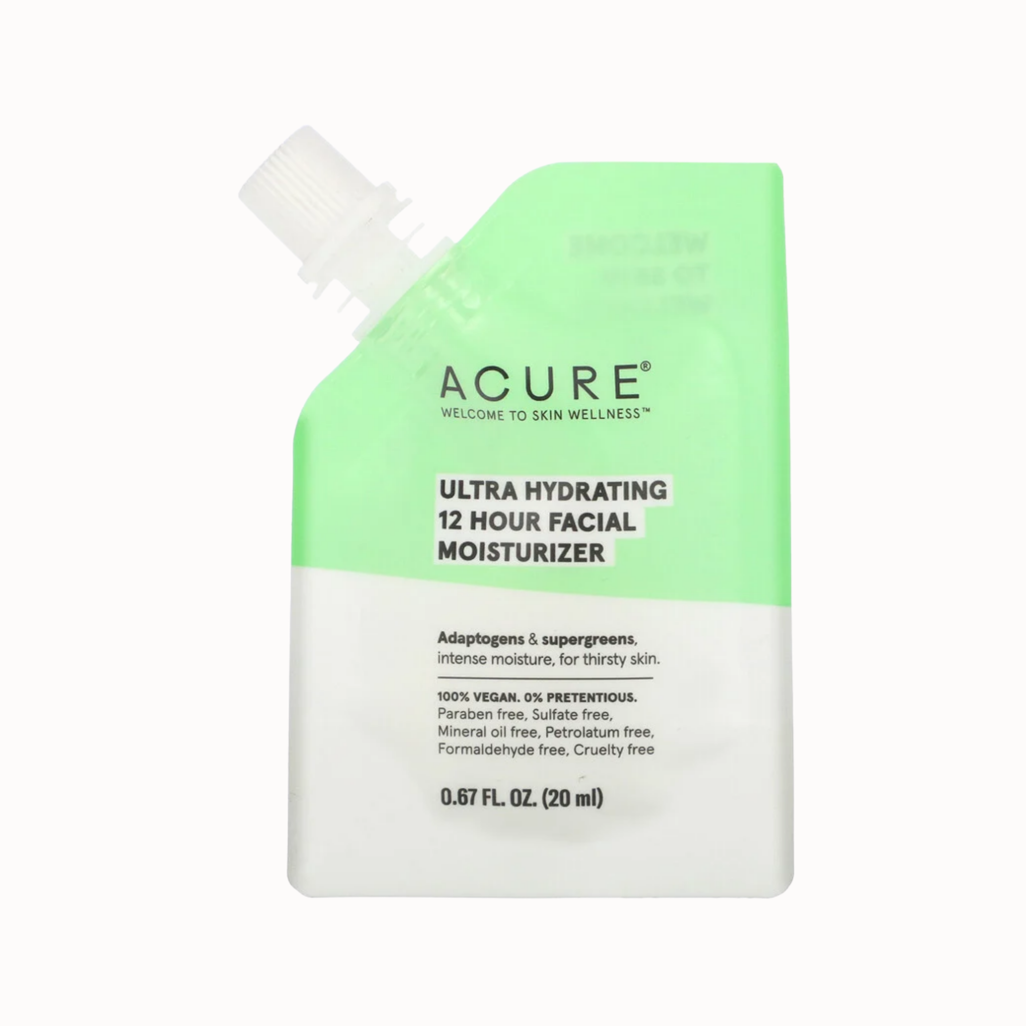 ULTRA HYDRATING 12 HOUR FACIAL MOISTURIZER | 20 ML