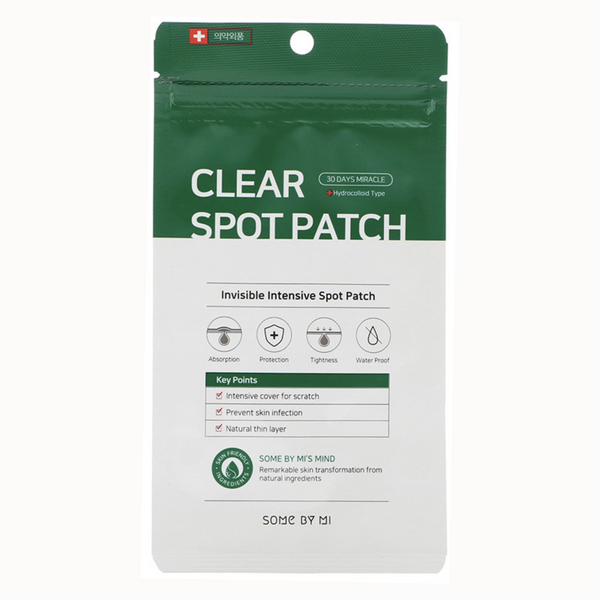 CLEAR SPOT PATCH