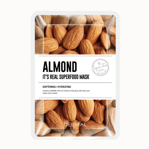 IT'S REAL SUPERFOOD MASK | ALMOND